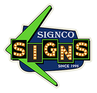 Welcome To Signco Signs